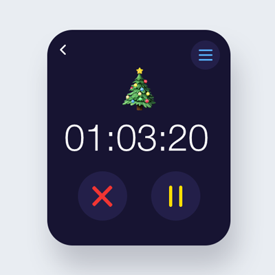 Countdown Timer/ Daily ui